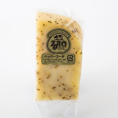 蔵王 ペッパーゴーダ 80g
