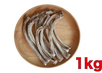 国産豚バラ骨 1kg