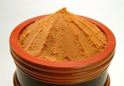 <北海道・岩田醸造>紅一点・赤粒生味噌「千歳」(3kg)