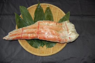 ボイル本タラバガニ(シュリンク・1kg)
