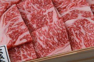 <松阪牛>A5ランク肩ロース/焼き肉用