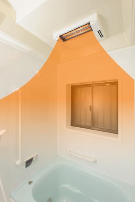 グラファイトヒーター 浴室換気乾燥暖房機