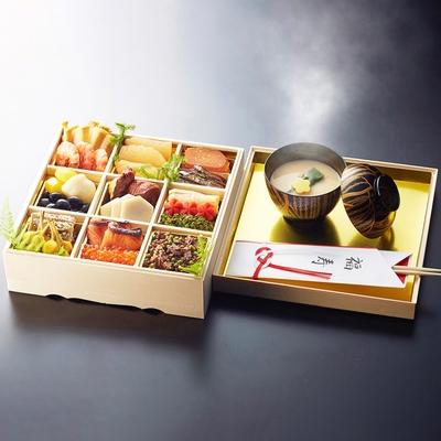 祇園丸山の特製一段おせち
