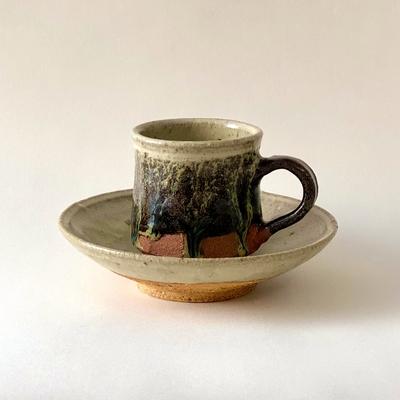 朝鮮唐津コーヒーカップ