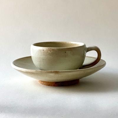粉引唐津ティーカップ