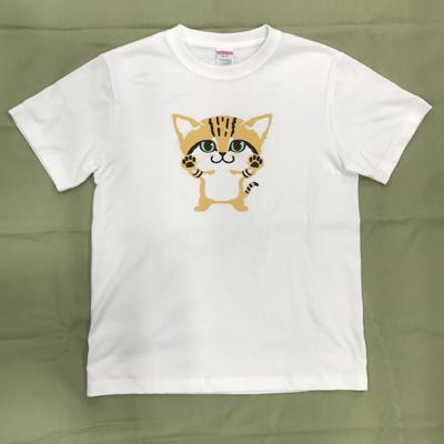 スナネコ 砂漠の天使Tシャツ