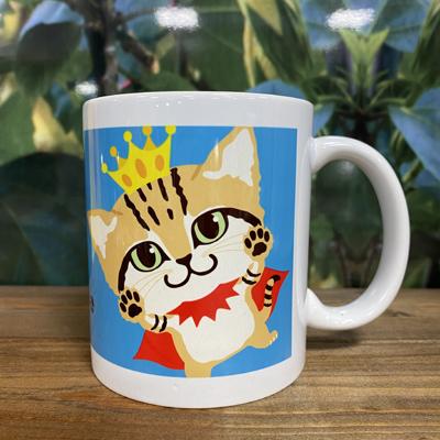 マグカップ スナネコ王子