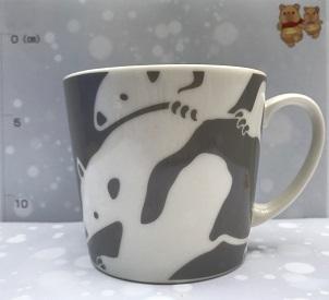 マグカップ(コアリクイ)