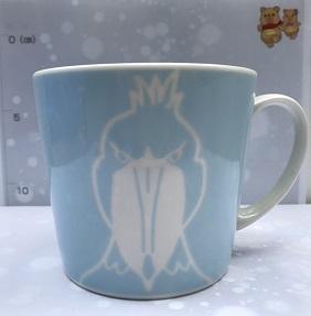 マグカップ(ハシビロコウ)