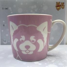 マグカップ(レッサーパンダ)
