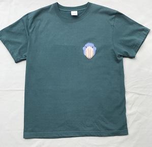 ハシビロコウ なりきりTシャツ