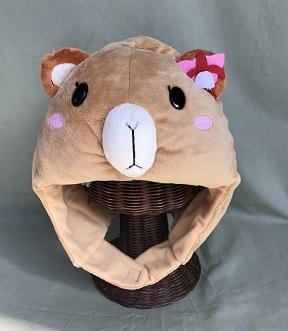 バーバラ 帽子