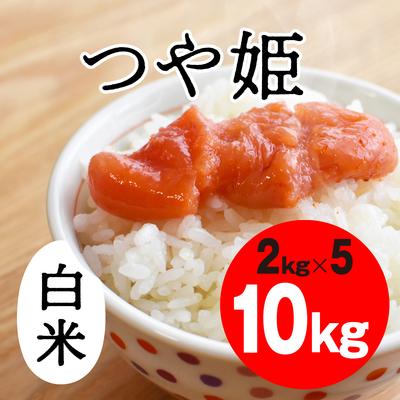 つや姫 白米【10kg】