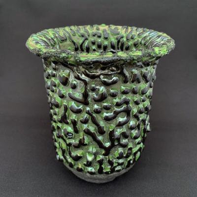タイ鉢(緑)