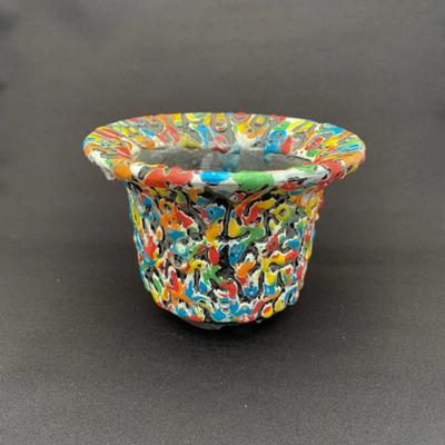 タイ鉢(カラフル小)