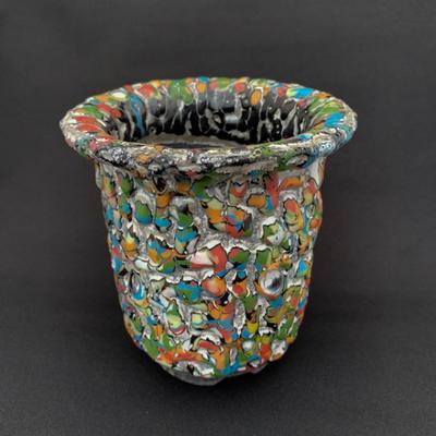 タイ鉢(カラフル大)