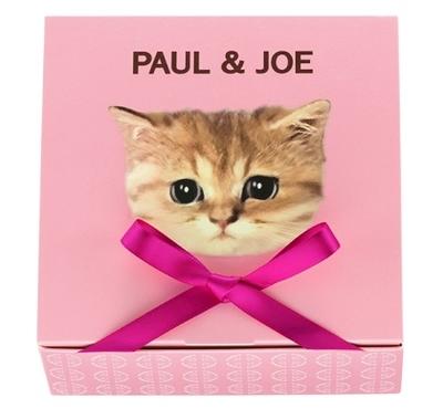 ポール & ジョー ラッピング ボックス S