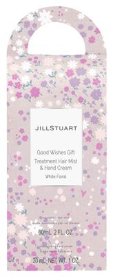ジルスチュアート グッドウィッシーズギフト トリートメント ヘアミスト & ハンドクリーム ホワイトフローラル Limited