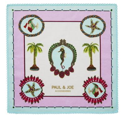 ポール & ジョー Les Vacance タオル limited