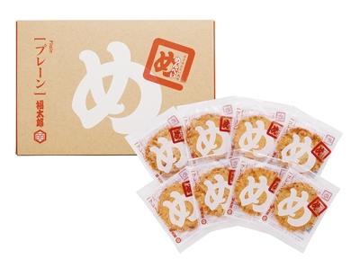 山口油屋福太郎 めんべい(プレーン) 2枚×8袋