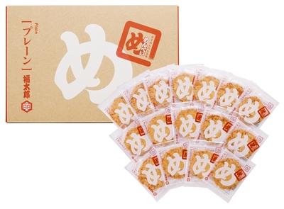 山口油屋福太郎 めんべい(プレーン) 2枚×16袋