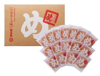 山口油屋福太郎 めんべい マヨネーズ味 2枚×16袋