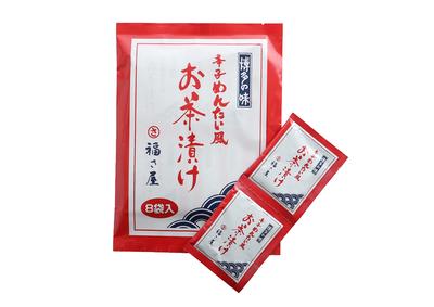 福さ屋 辛子めんたい風 お茶漬け 7g×8袋