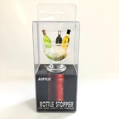 ワインボトルストッパー(ミニチュア3本)1個入