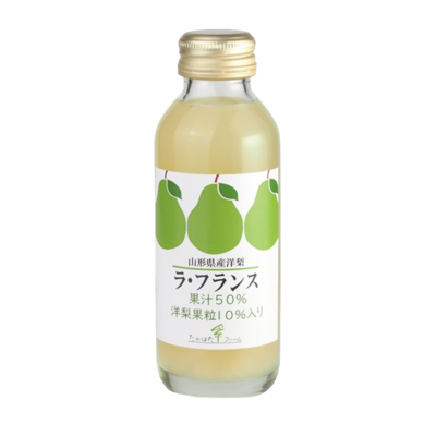 たかはたファーム ラ・フランス果汁入り飲料(133g)