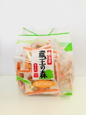 蔵王の森あたりめ豆 150g