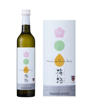 高畠 梅酒 ブランデー仕込み ALC17% 500ml