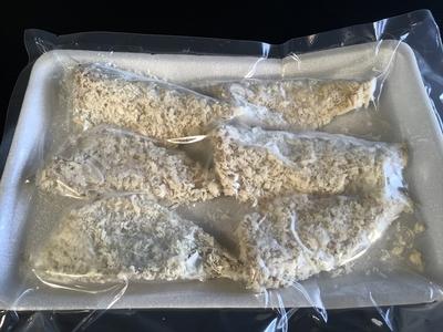 骨なし冷凍あじフライ(6ヶ)