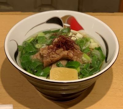 松阪牛すじそば(松阪牛すじ入り)2食セット