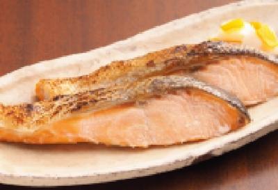 白鮭甘塩漬(2切れ真空×4P)