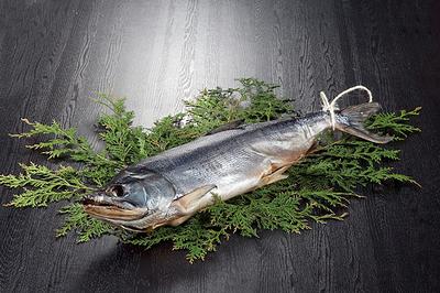 村上加工 塩引鮭