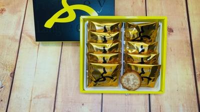 ふくしま蜂蜜ラングドシャ 10個
