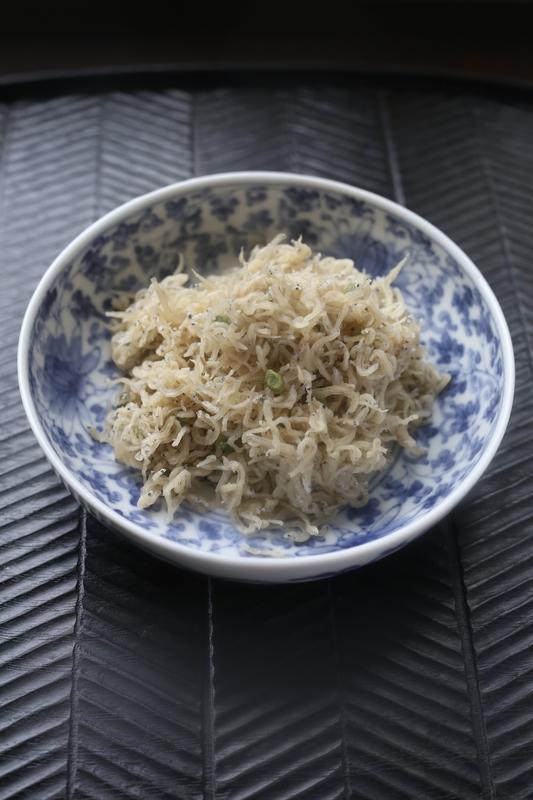 色白さん(ちりめん山椒ソフトタイプ)
