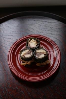 塩鯖の昆布巻き調理キット
