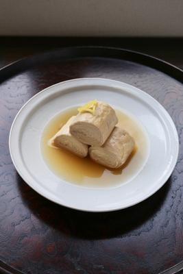 小巻湯葉の含め煮調理キット