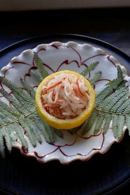 紅白柚子なます調理キット