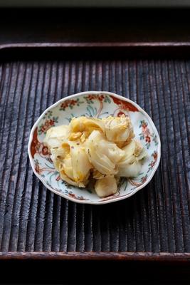 百合根の卵とじ調理キット