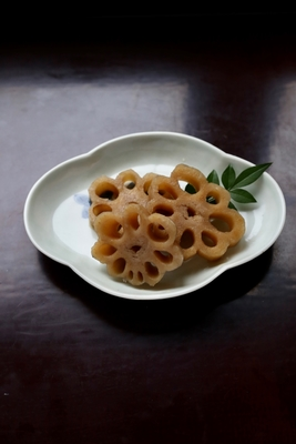 れんこんの煮物調理キット