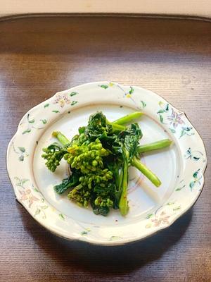 菜の花のキムチ調理キット