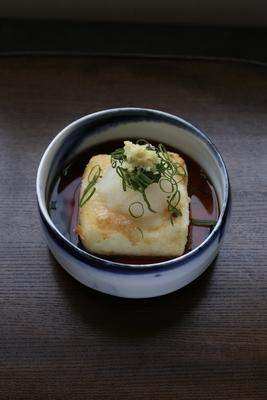 揚げ出し豆腐調理キット