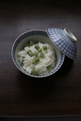 豆ごはん調理キット