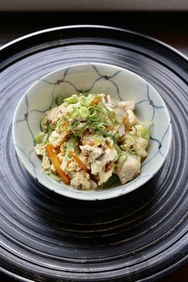 いり豆腐調理キット(レシピ、動画、食材付き)