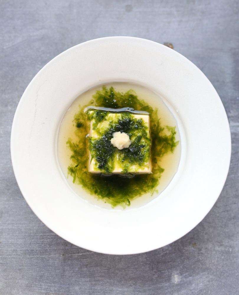卵豆腐(有次さんの流し缶付き/レシピ/動画/食材付)