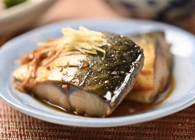 サバの生姜煮 【国産】