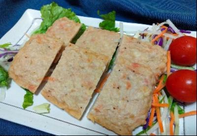 干しえびと紅生姜のお魚天ぷら 60袋入