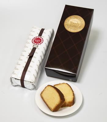 ブランデーケーキ(1個入)紙箱